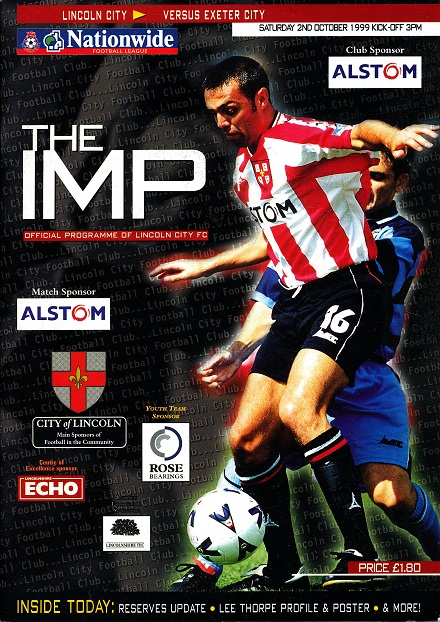 lincoln_exeter_programme021099