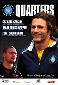 wycombe_wanderers_exeter_programme200310