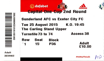 sunderland_exeter_ticket250815
