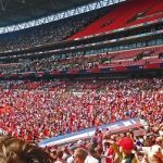 Coventry Exeter Play off final at Wembley Monday 29 May 2018